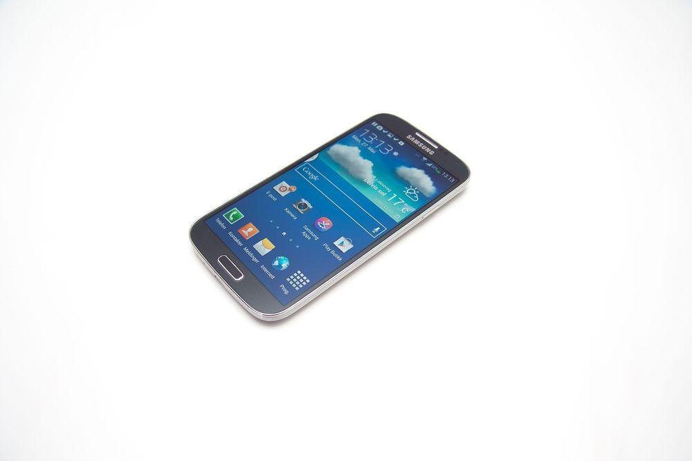 TEST: TEST: Samsung Galaxy S4