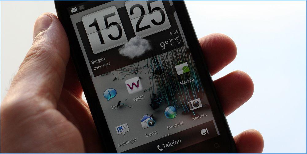 TEST: Test av HTC Desire S