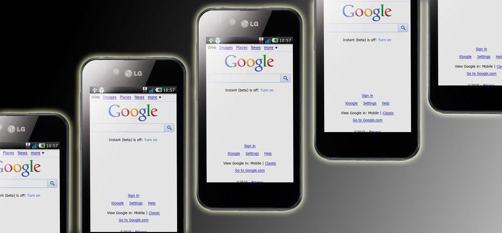LG Optimus Black har verdens lyseste skjerm