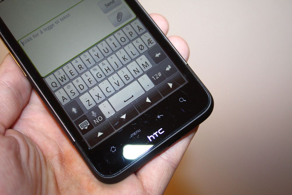 Android har SMS-bug