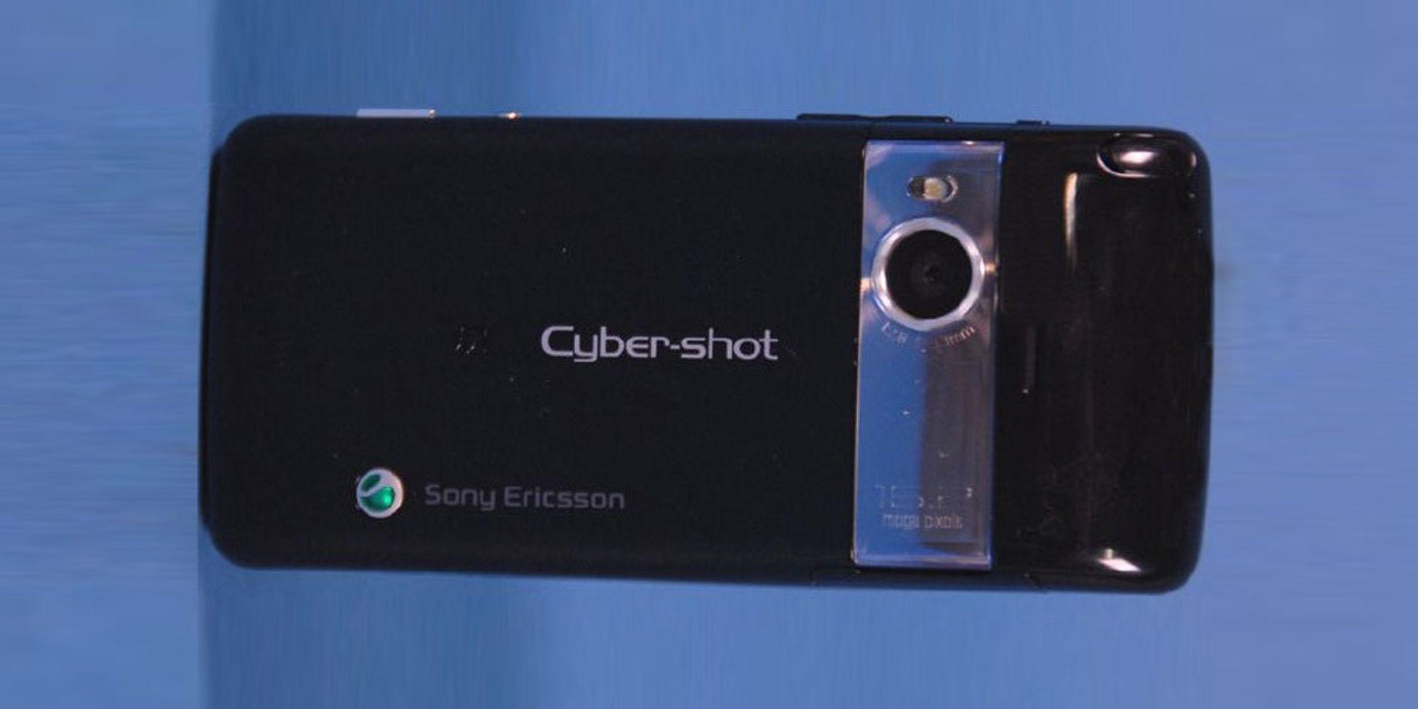 16,2 megapiksler fra Sony Ericsson lekket