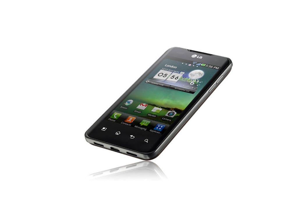 LG Optimus 2X på vei til Europa