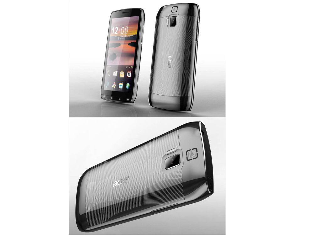 Her er Acers Android-råskinn