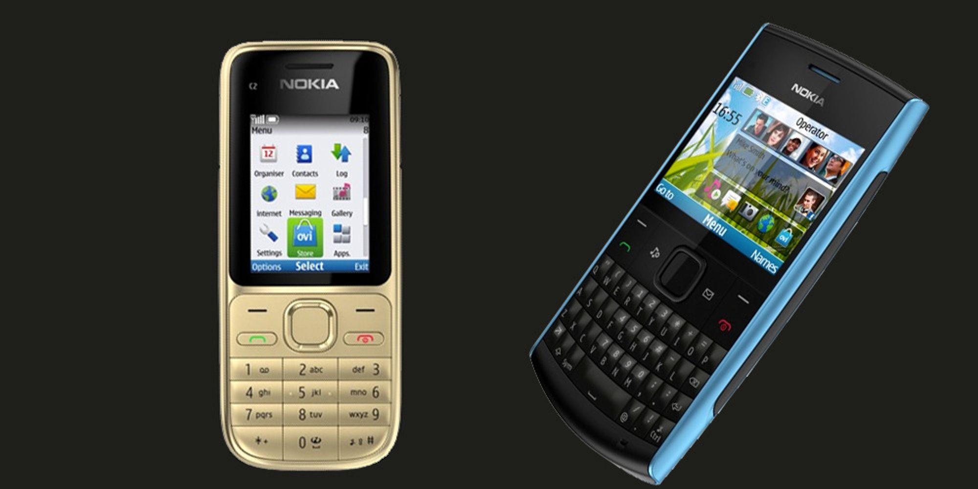 To nye Nokia-mobiler til under tusen kroner