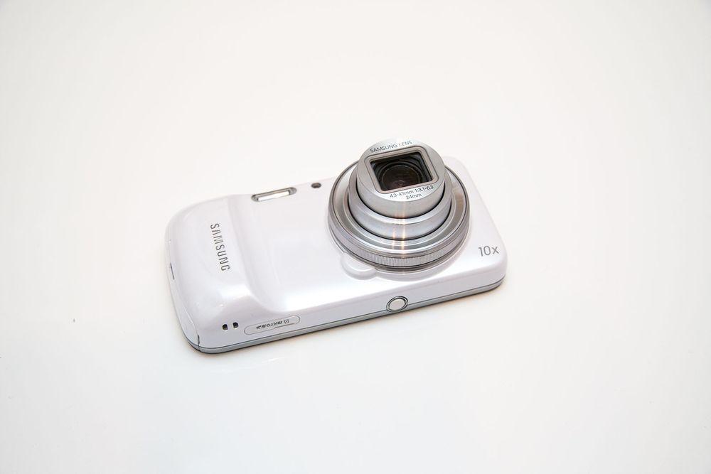 TEST: TEST: Samsung Galaxy S4 Zoom