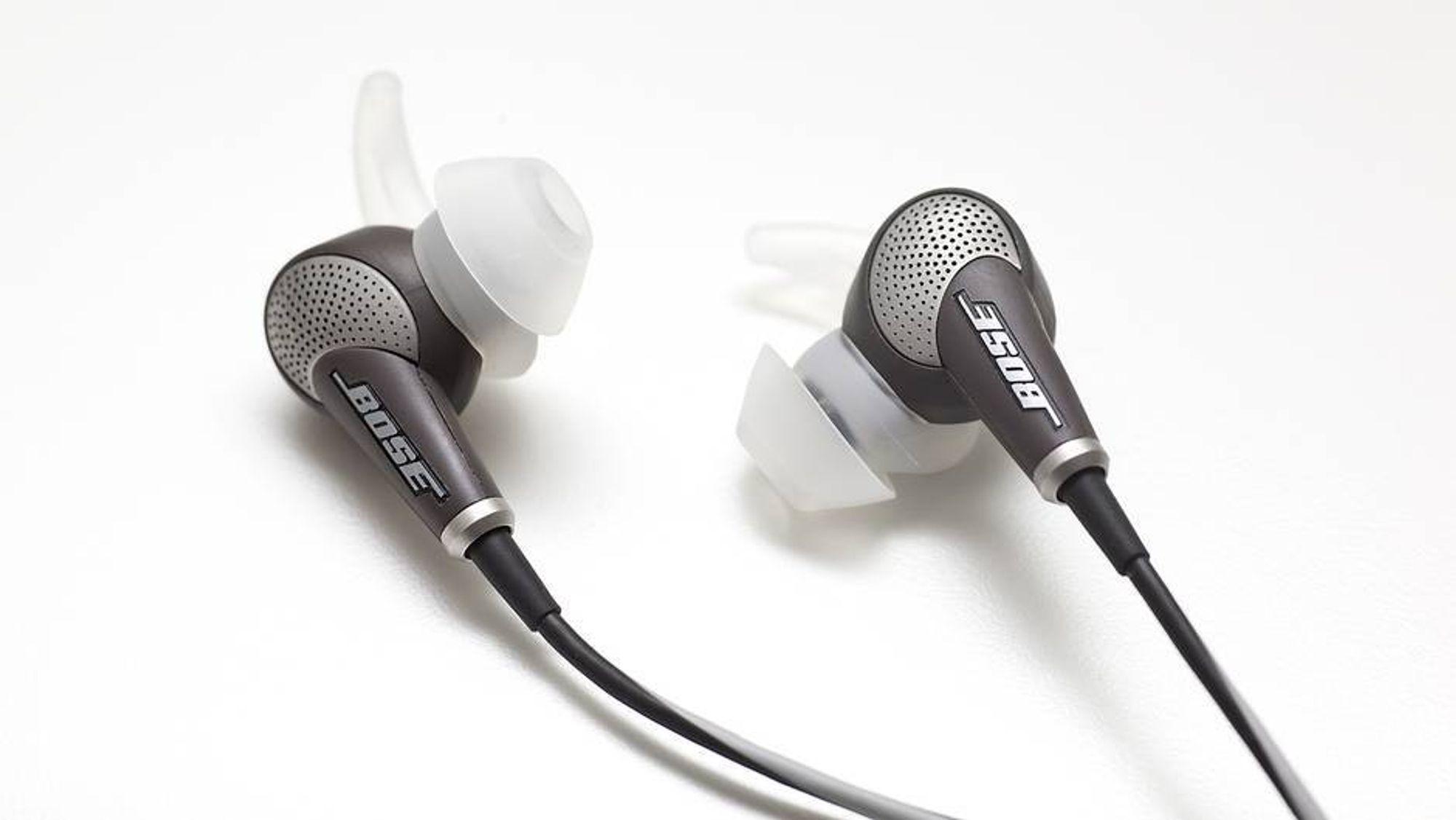 Fjerner støyen - i øret