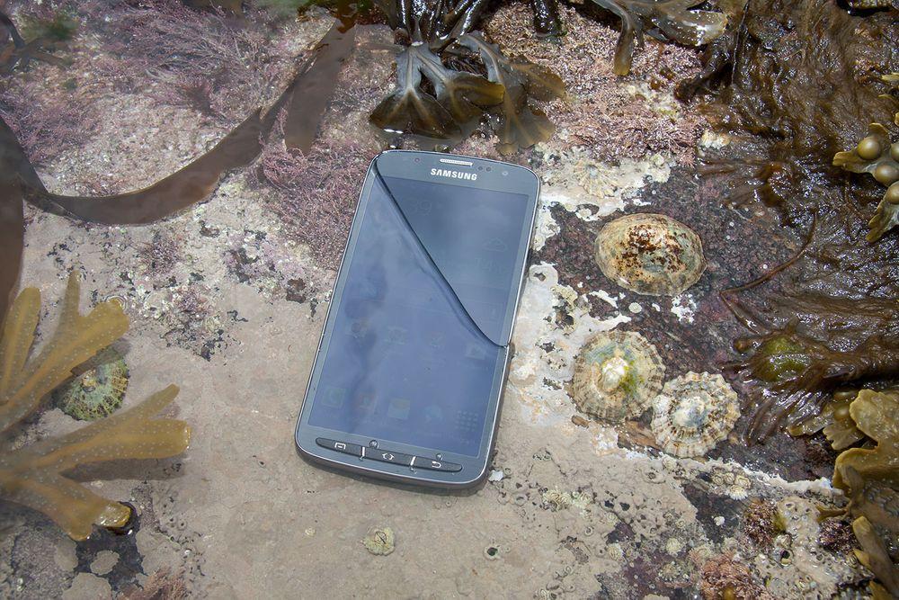 TEST: Samsung Galaxy S4 Active