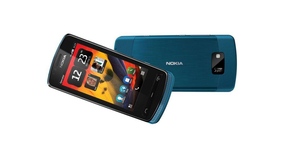 Test av Nokia 700