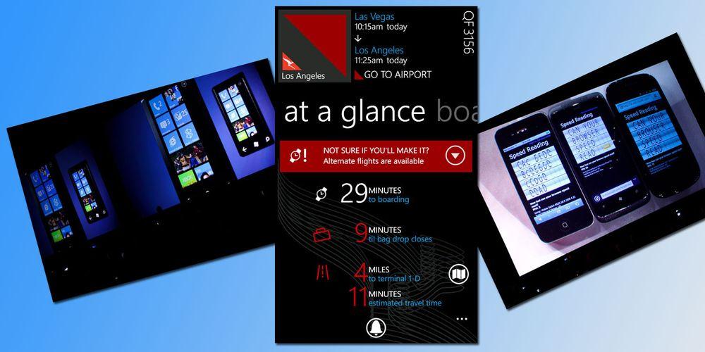 Lynrask Windows Phone på vei fra HTC