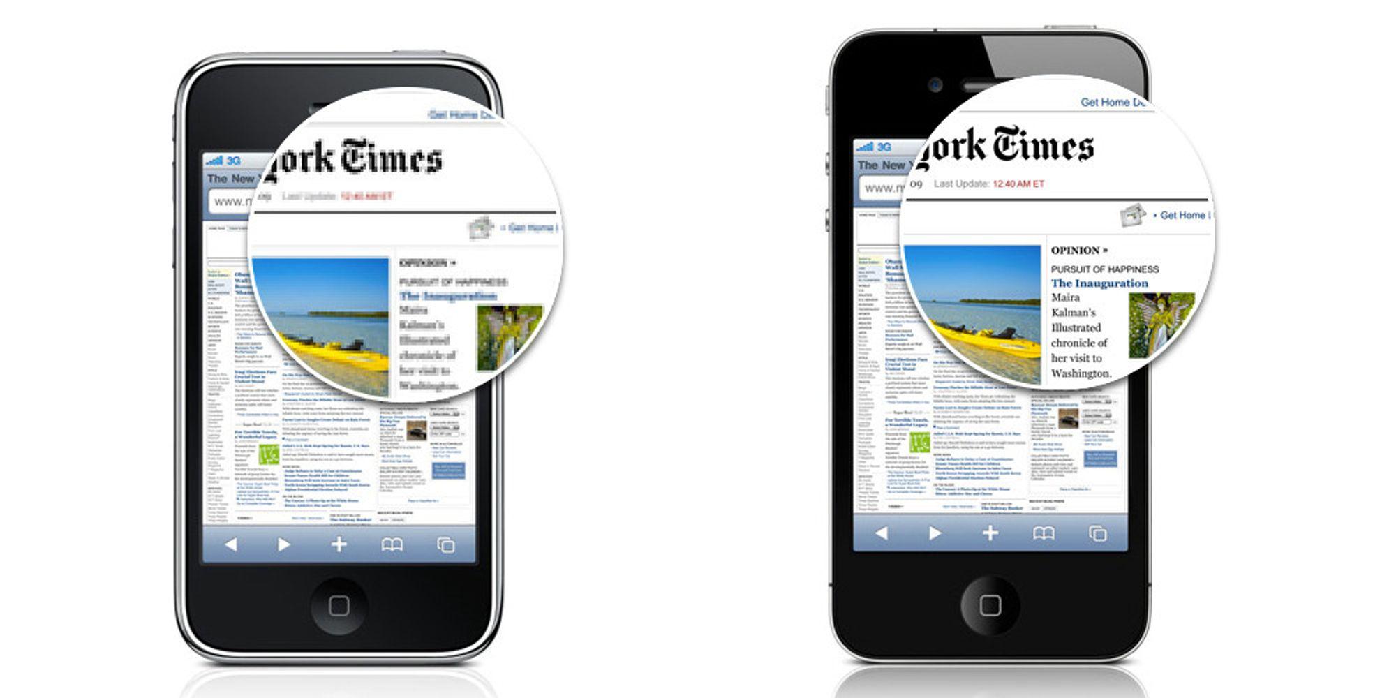 """LG vil gi alle """"iPhone-skjermer"""""""