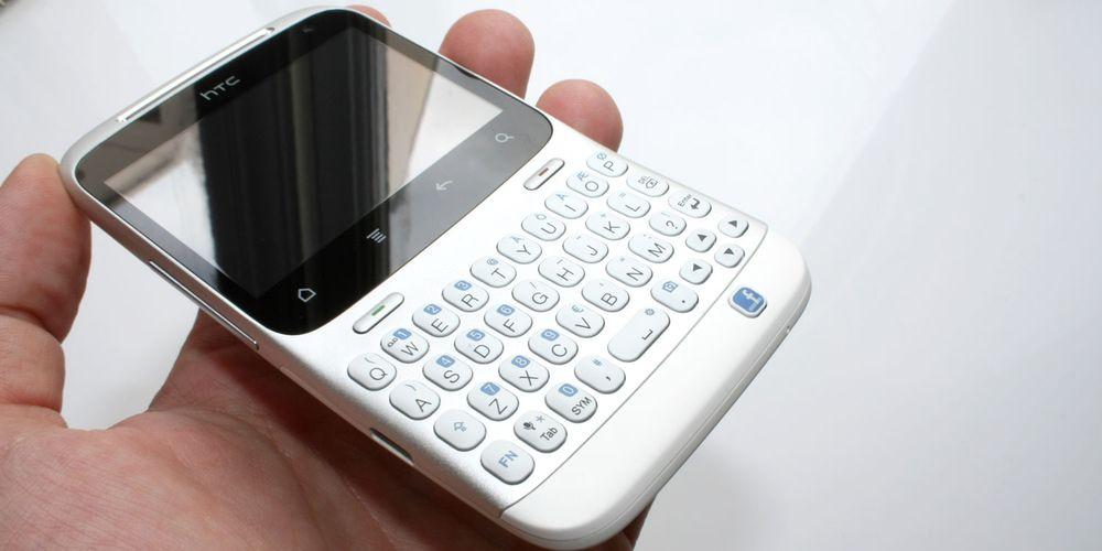 Unboxing av HTC Chacha