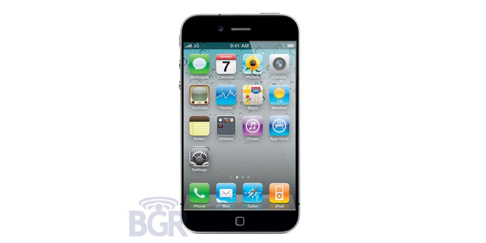 Lavpris-iPhone på vei