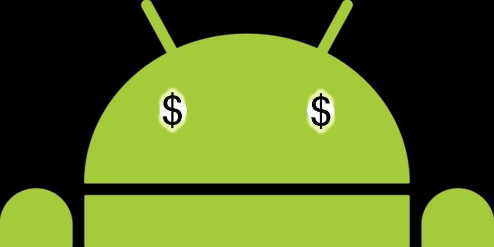 Android knuser egne rekorder