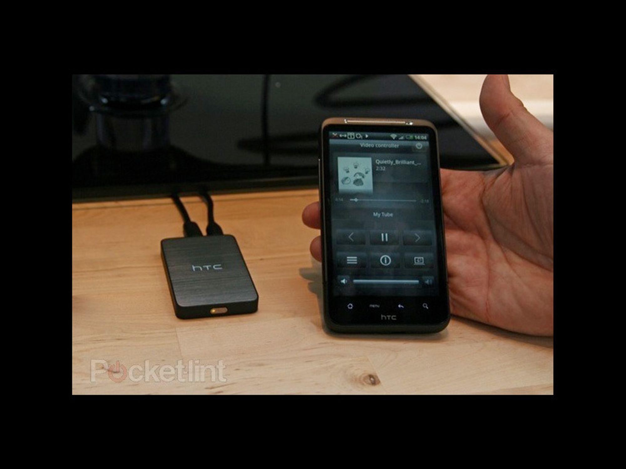 HTC gir TVen din DLNA