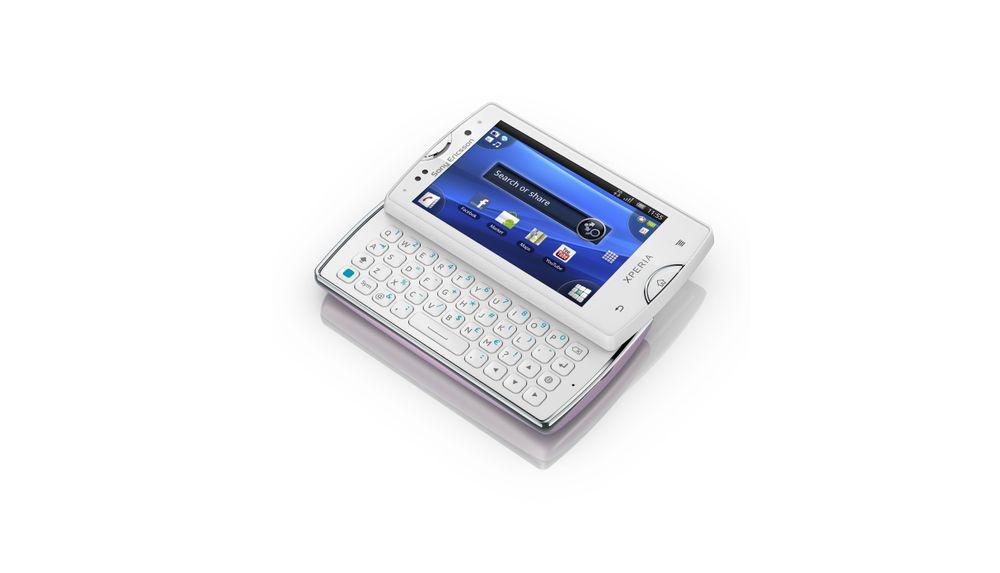 Test av Sony Ericsson Xperia Mini Pro