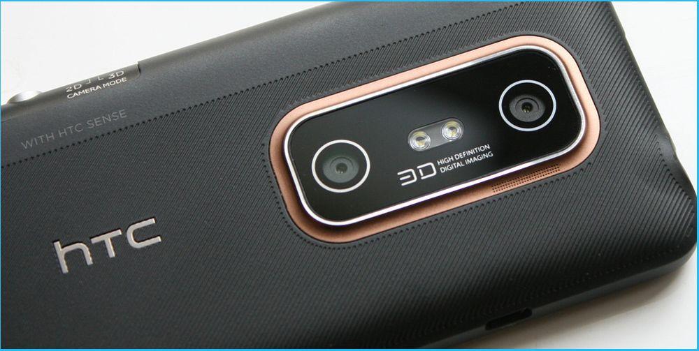Test av HTC EVO 3D