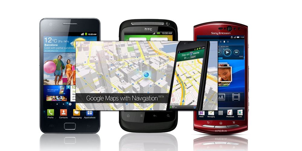 TEST: Google Maps Navigation