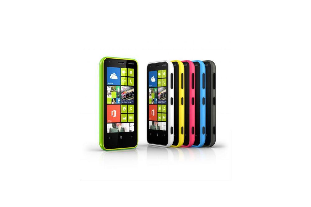 Nå kommer Lumia 620