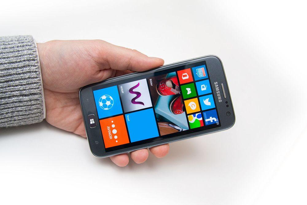 - Laber etterspørsel etter Windows Phone
