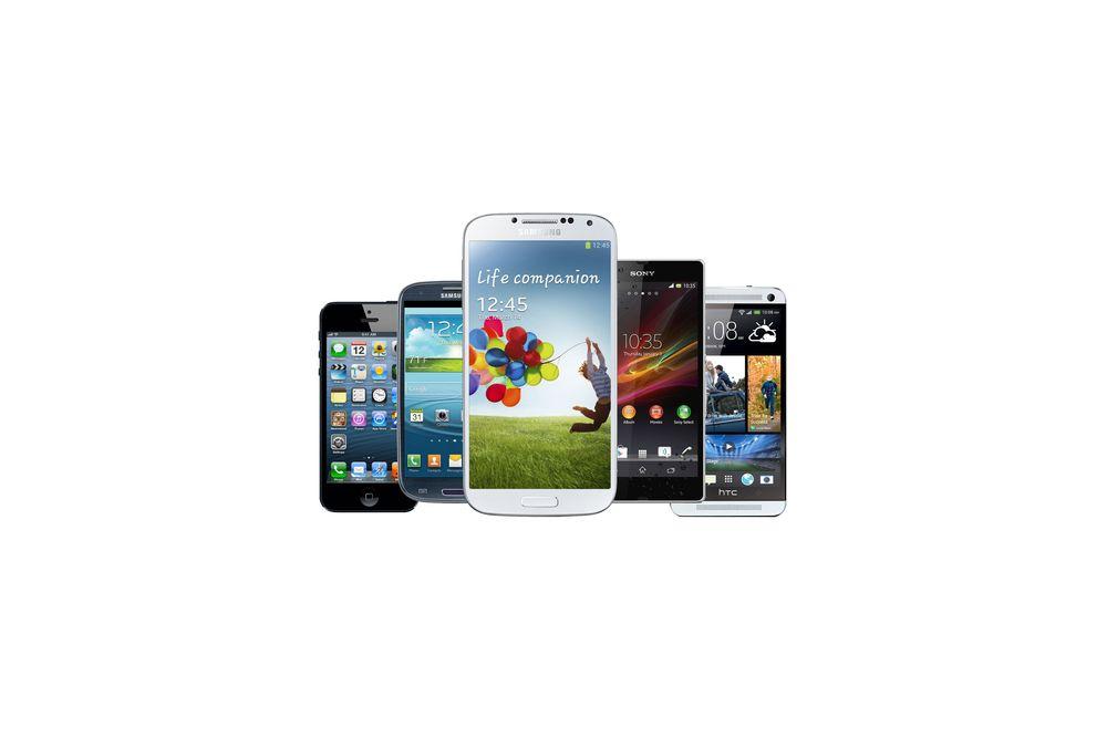 Slik måler Galaxy S4 seg mot konkurrentene