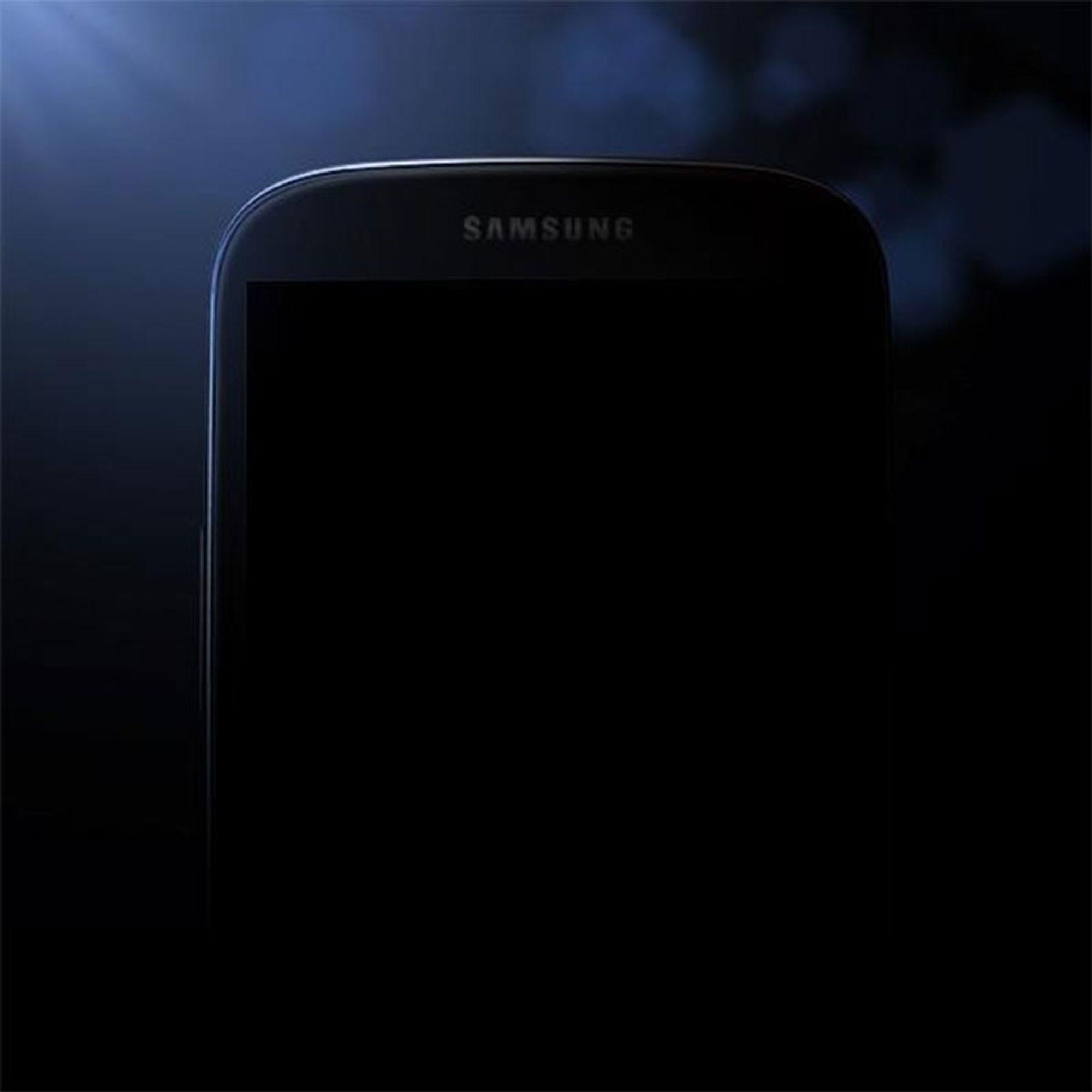 Her er Samsung Galaxy S4
