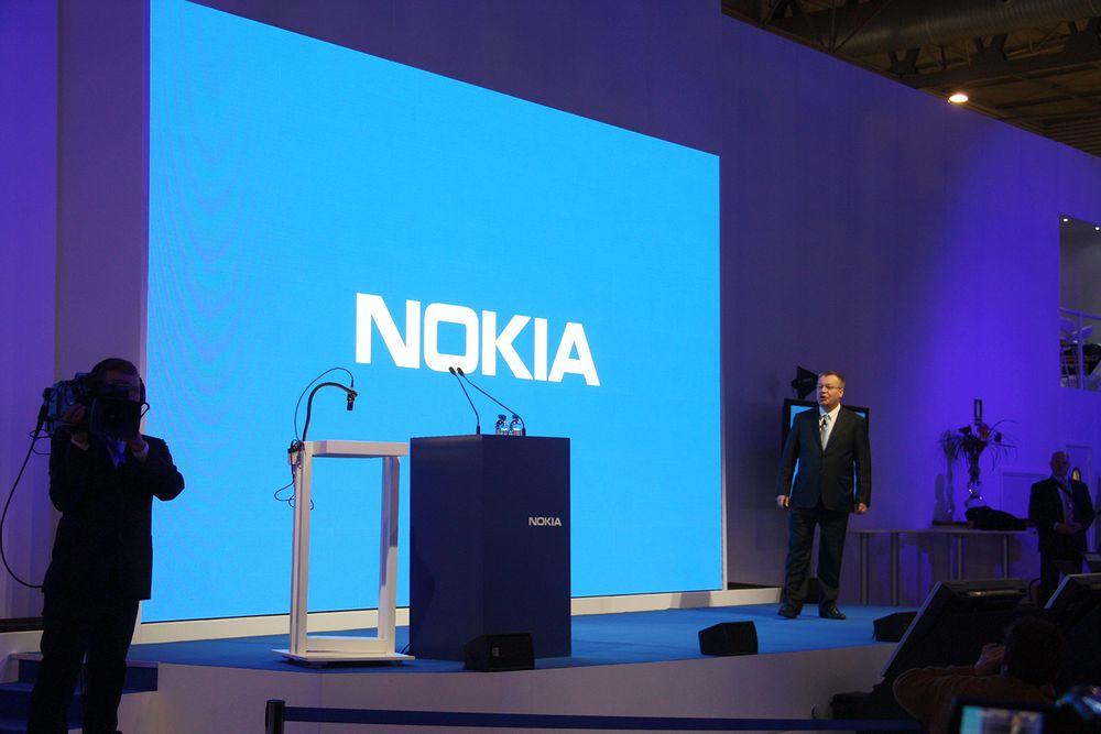 Nokia-navnet forsvinner fra Lumia-telefonene innen nyttår. Foto: Marius Valle