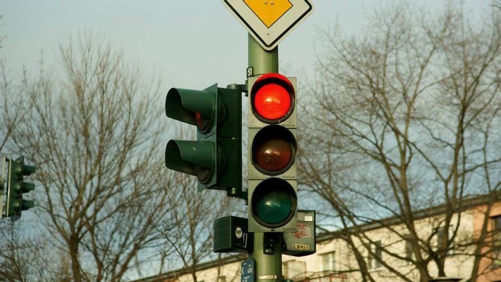 Styrer trafikklys med bilistenes bluetooth