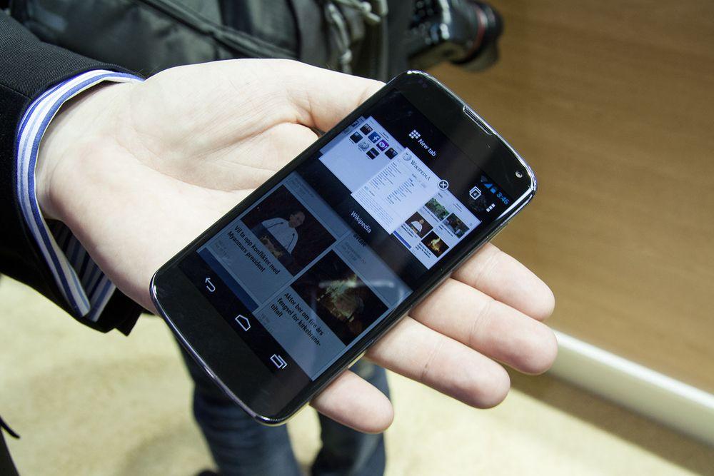 Opera kommer med ny nettleser til Android