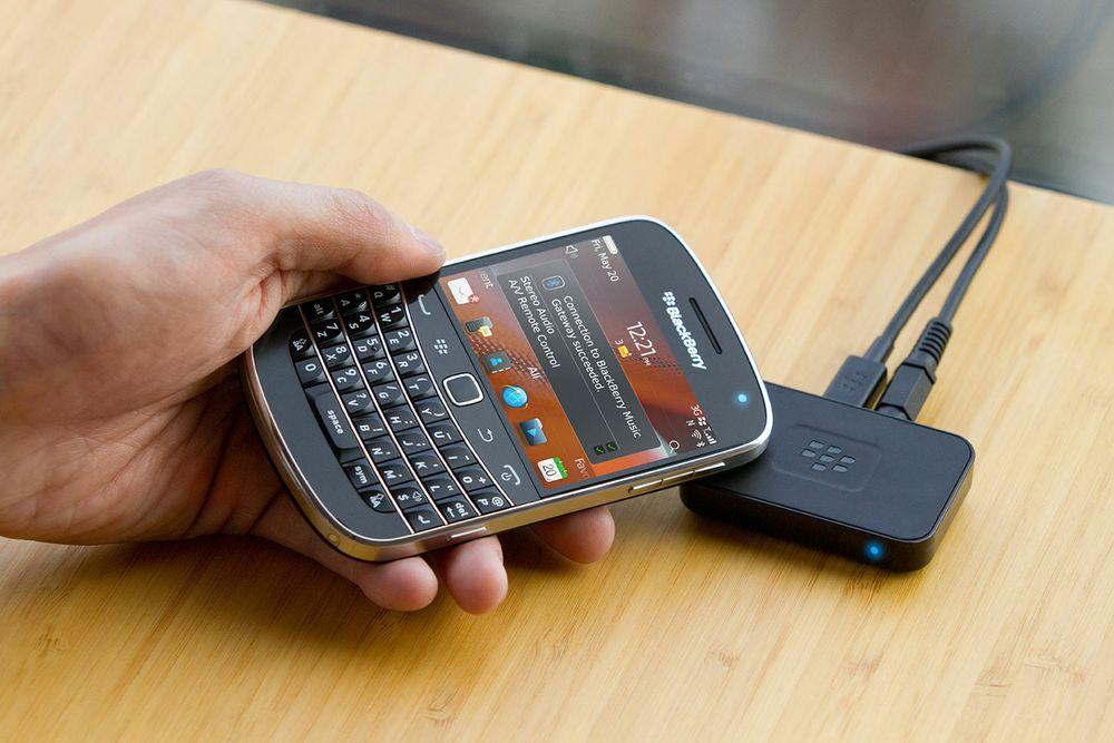 Denne gir deg trådløs musikk med NFC