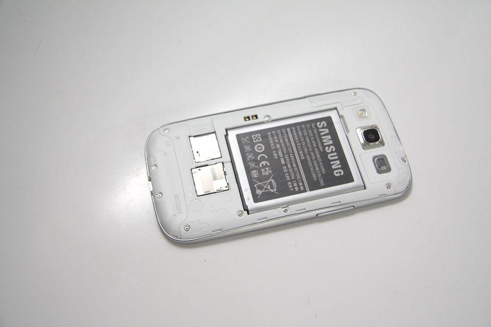 Slik er Galaxy S III på innsiden