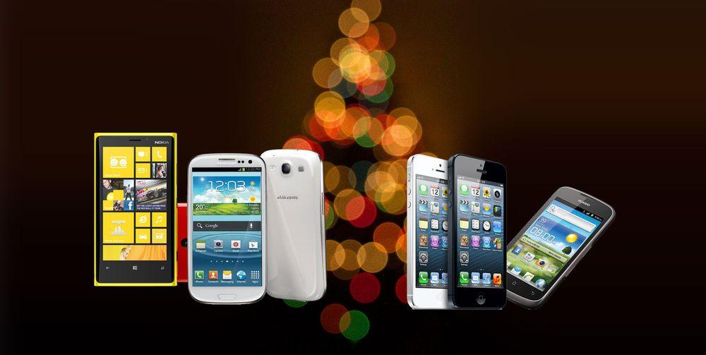 Skal du kjøpe mobil til jul?