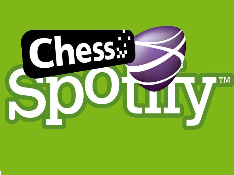 Spotify hos Chess og NetCom
