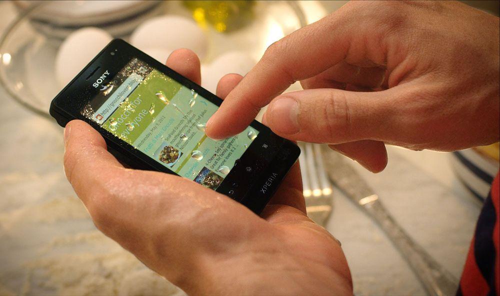 Sony lanserer Xperia Go og Acro S