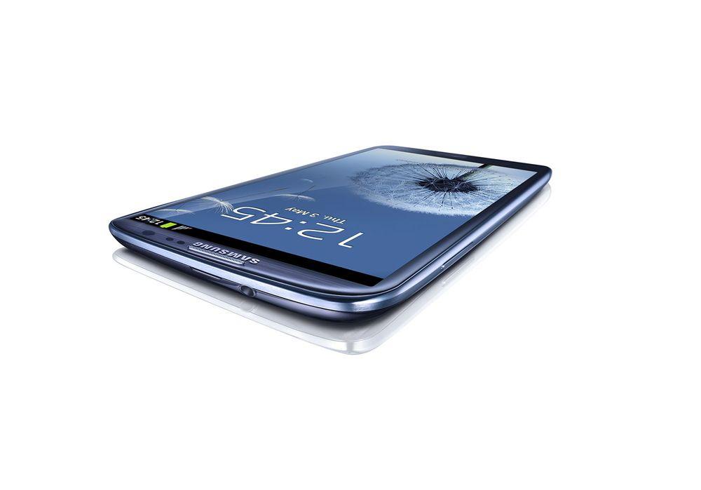 Derfor er den blå Galaxy S III forsinket