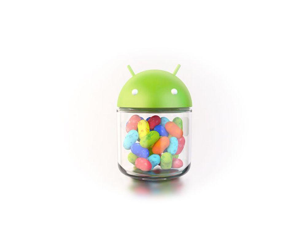 Google lanserer Android 4.1 og Nexus-brett