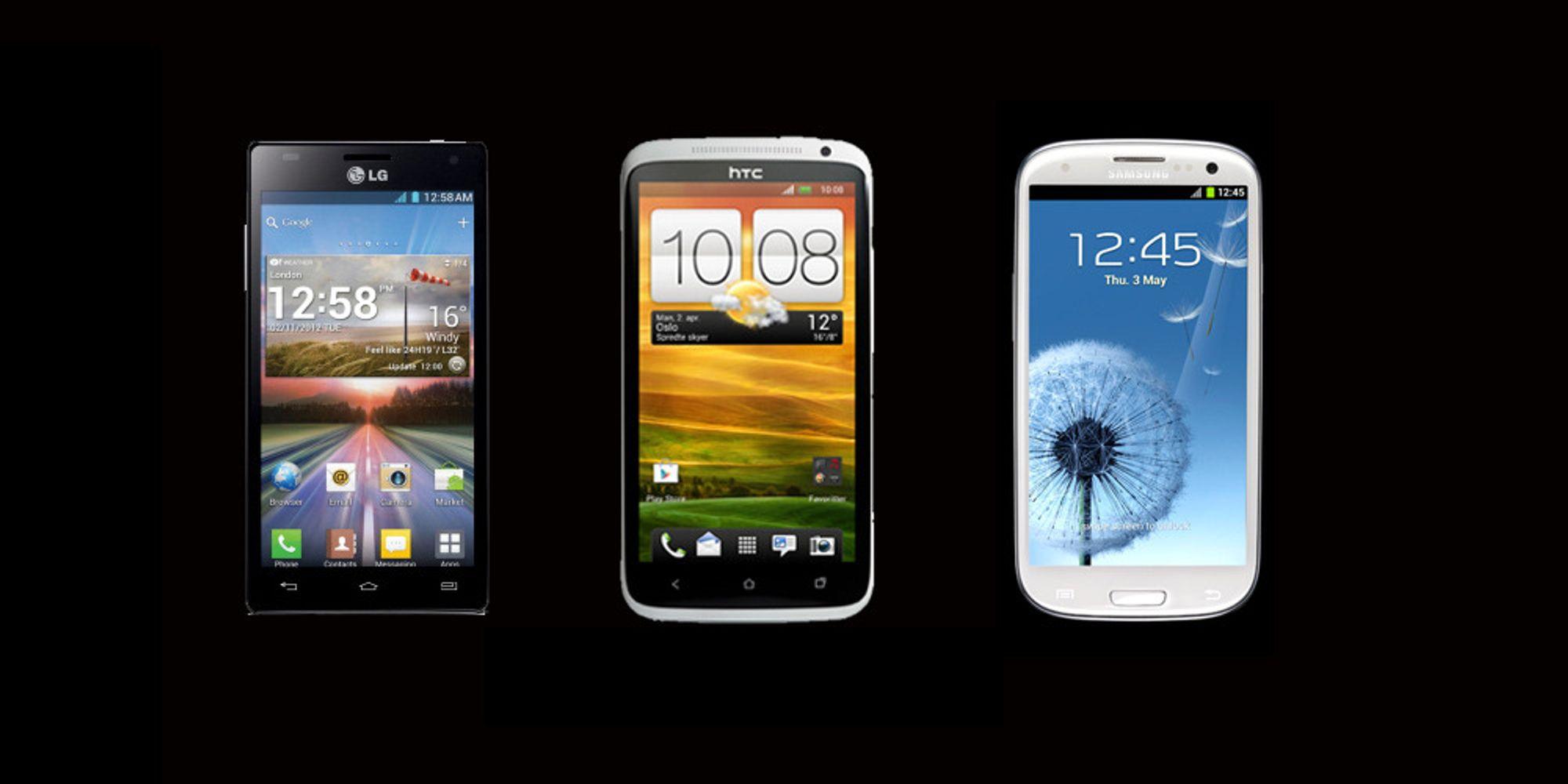 Så sterk er Samsung Galaxy S III