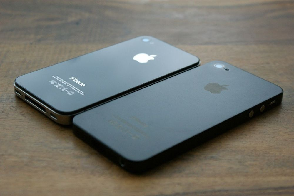 Se de falske iPhone 5-videoene