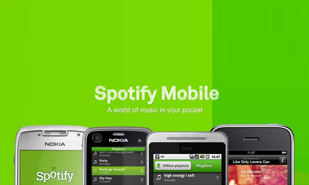 Dette du må vite om Spotify på mobilen