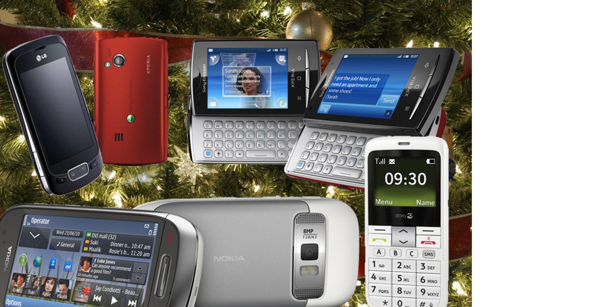 3 tips for deg som skal gi mobil i gave