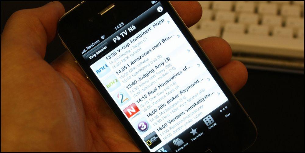 iPhone-apps som gjør helgen triveligere