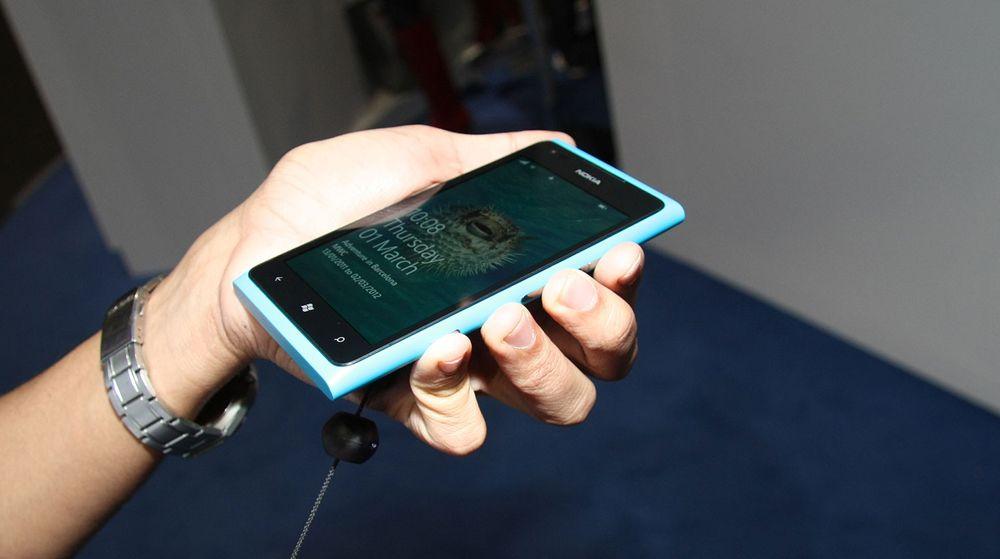 Her er prisene på Lumia 900