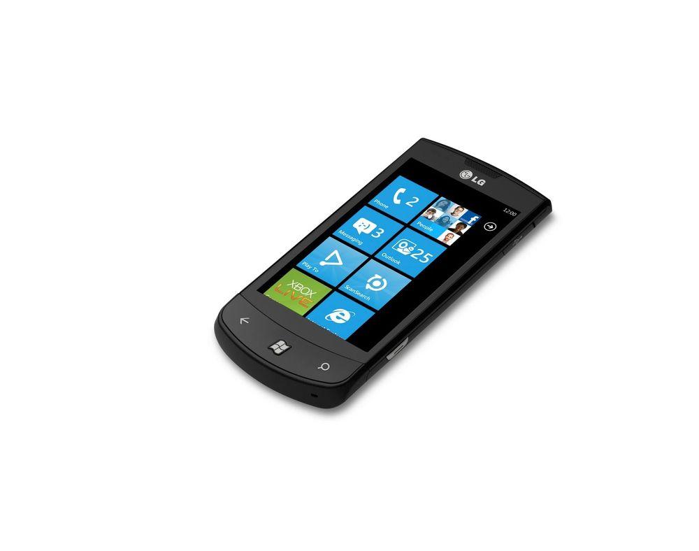 Legger Windows Phone på is