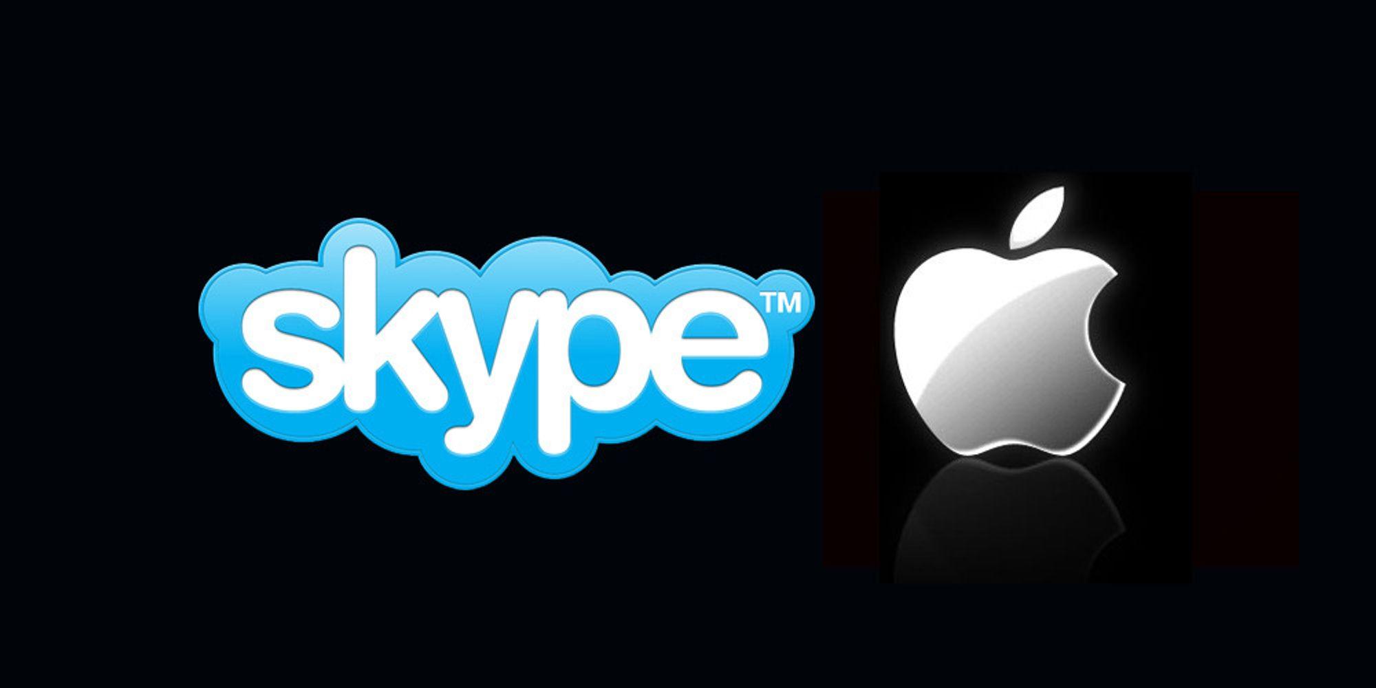 Nå er Skype for iPhone blitt bedre