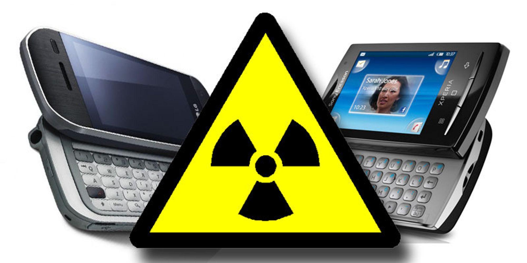 Finner ingen tegn på skadelig stråling