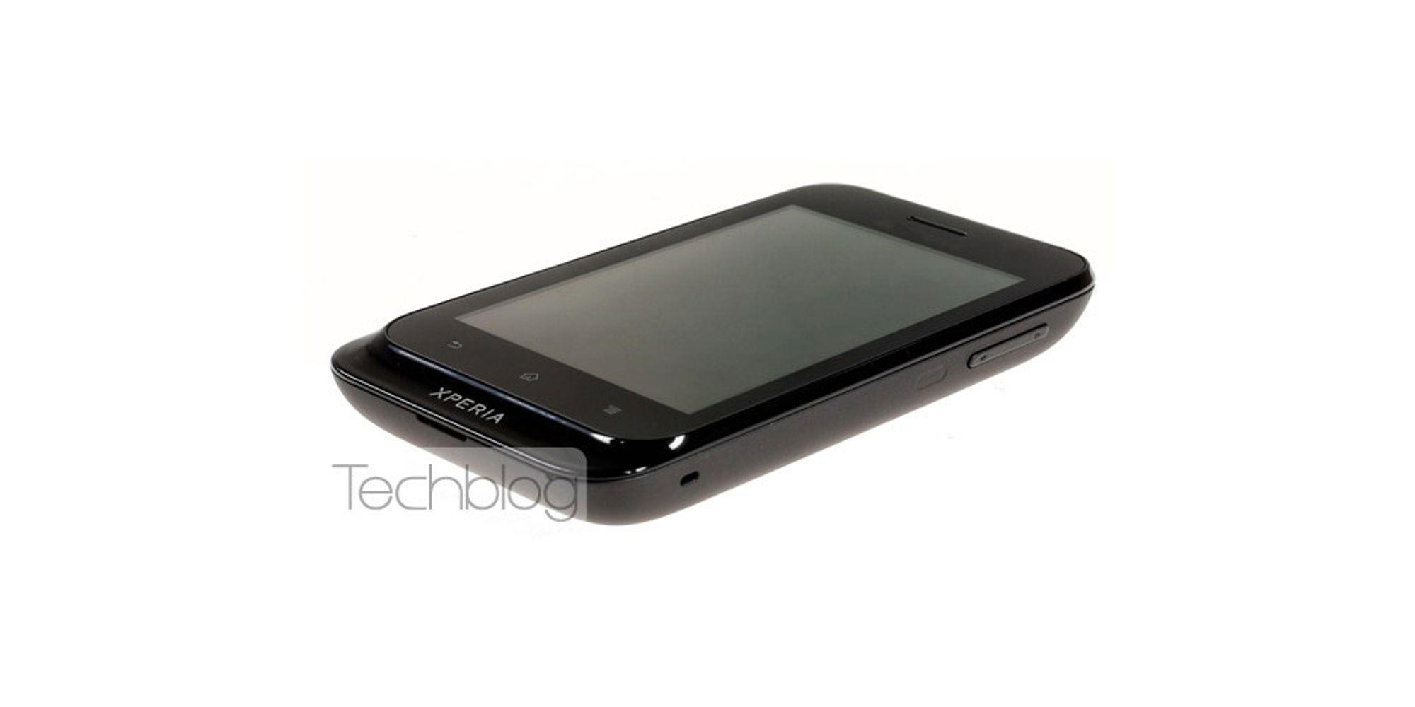 Rimelig Android 4.0-telefon fra Sony avslørt
