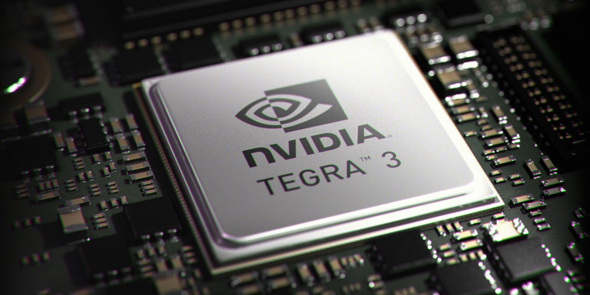 Tegra 3-oppfølger kommer i år