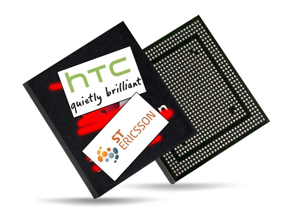 - HTC lager egen systembrikke