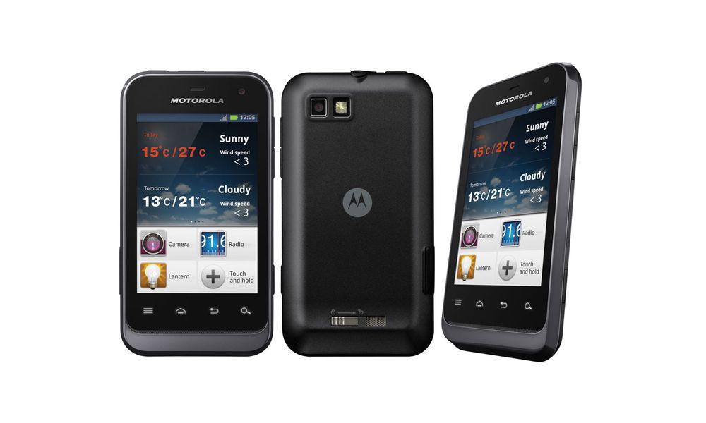 Motorola Defy Mini til Norge