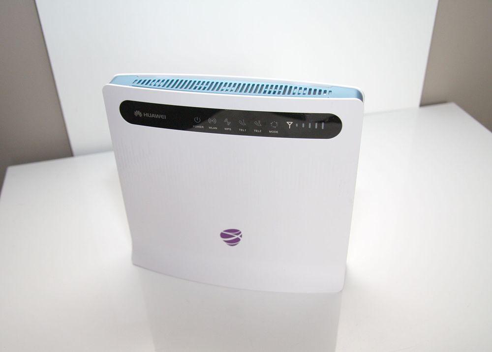 Test: NetCom 4G-ruter