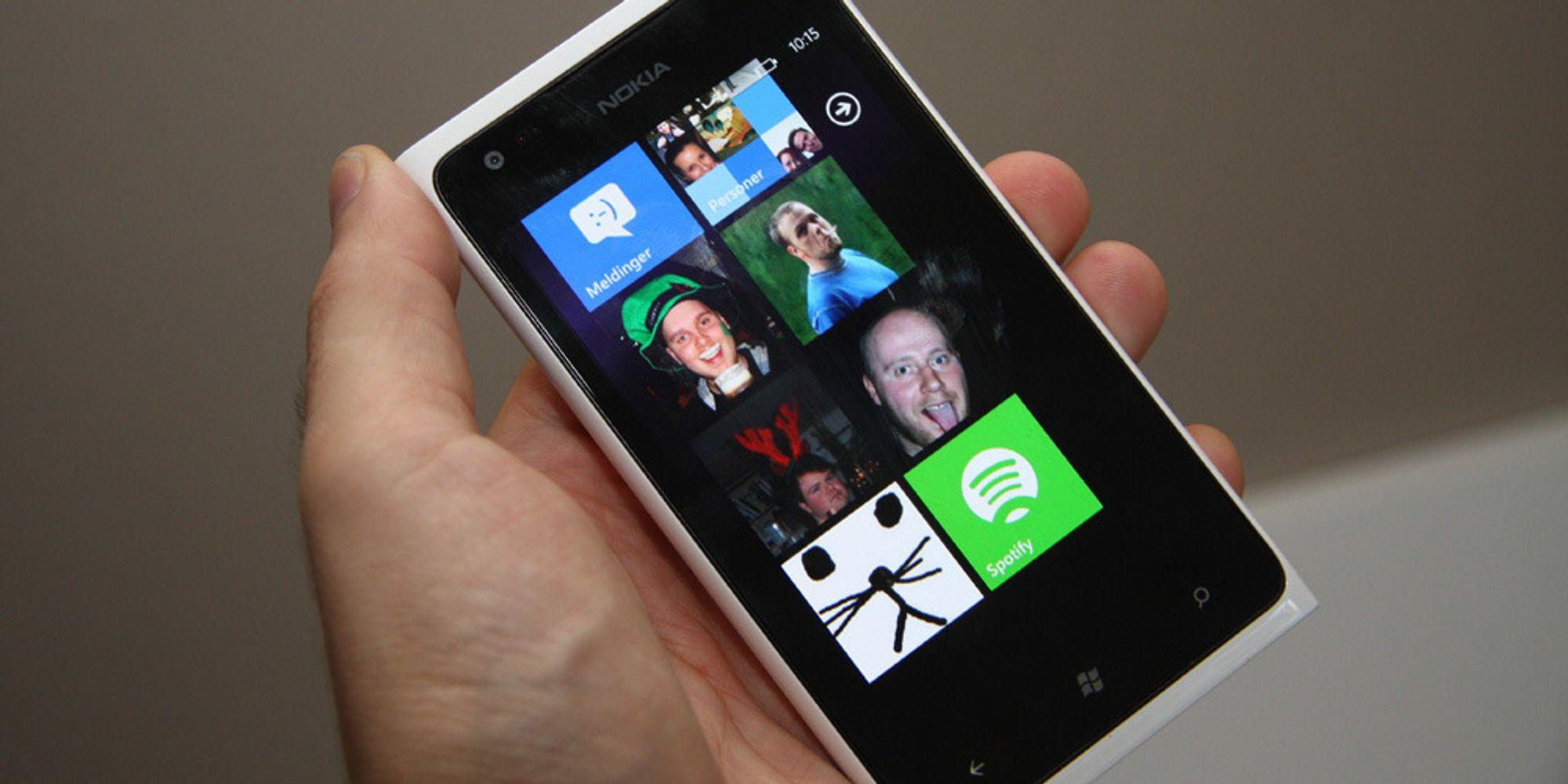 Test: Nokia Lumia 900